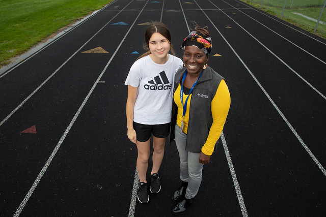 North XC Runner is Legally Blind, Uncommonly Determined