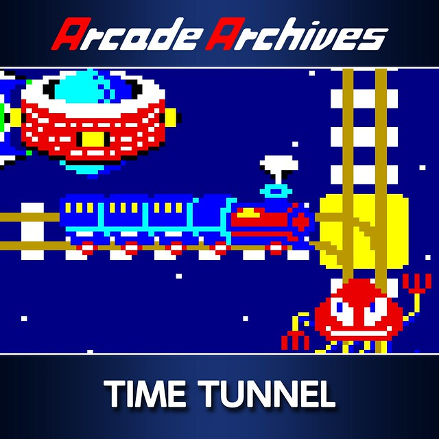 Thumbnail of Arcade Archives TIME TUNNEL on PS4