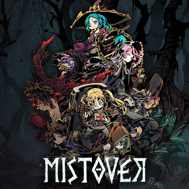 Thumbnail of MISTOVER on PS4