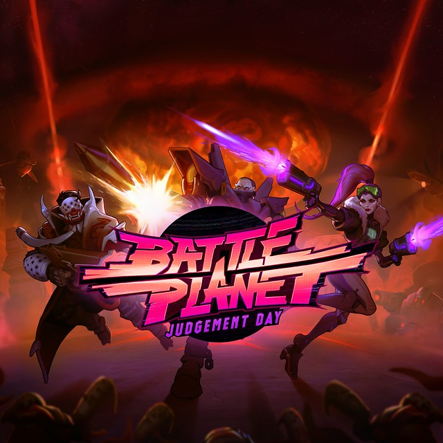 Thumbnail of Battle Planet - Judgement Day on PS4