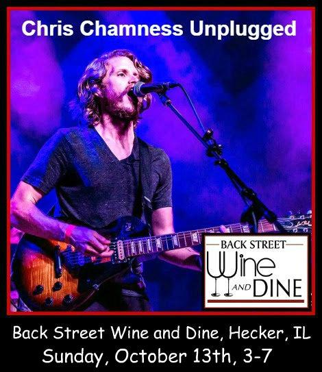 Chris Chamness 10-13-19
