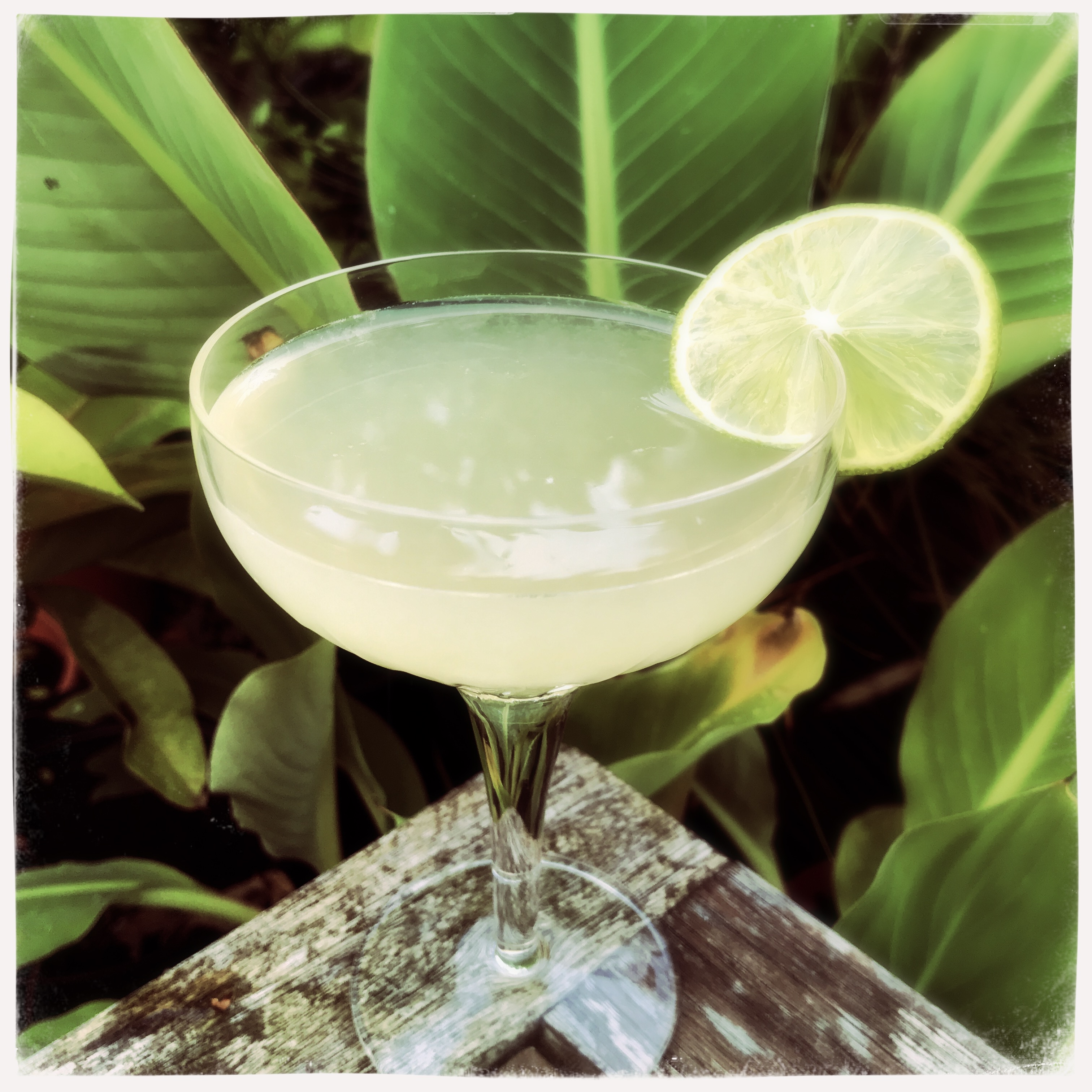 Daiquiri d'Ananas Cocktail