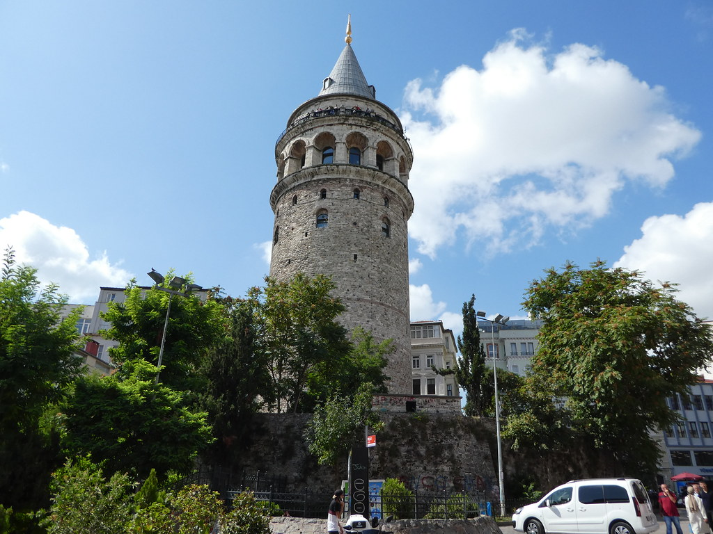 The Galata Tower, Istanbul