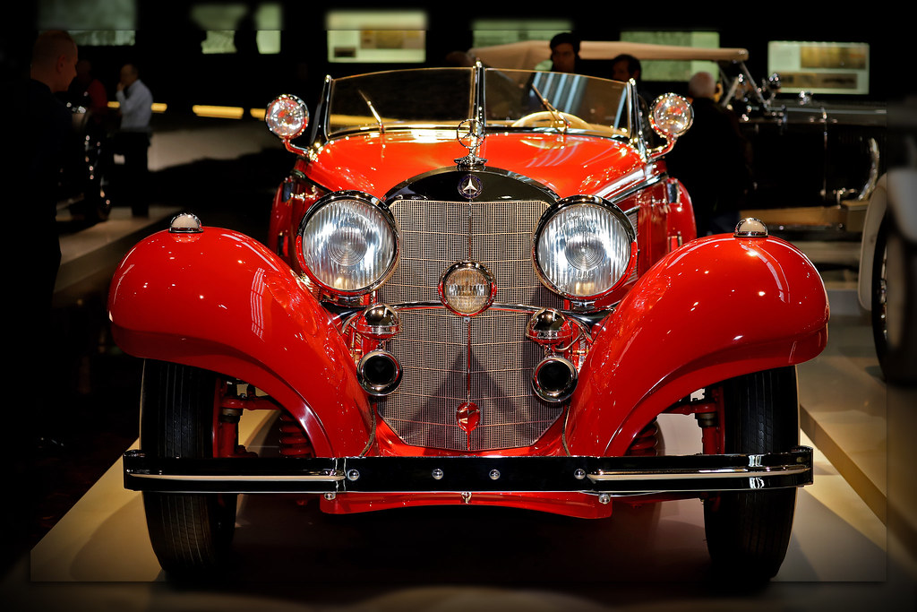 9728 Mercedes Benz Museum