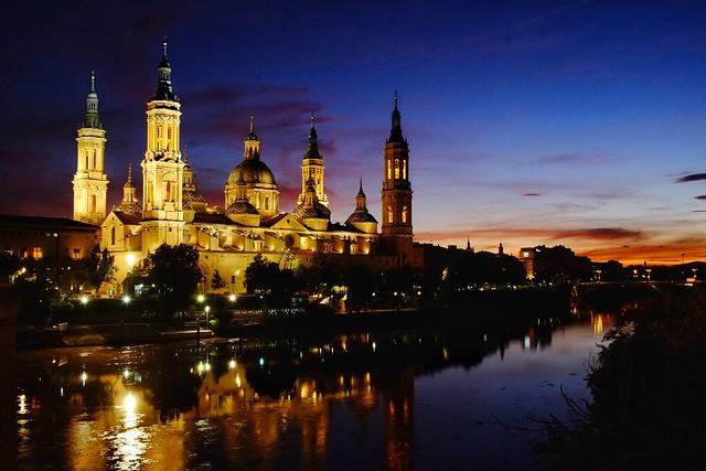El Pilar. Zaragoza. ( Explore 12/10/ 2019 )