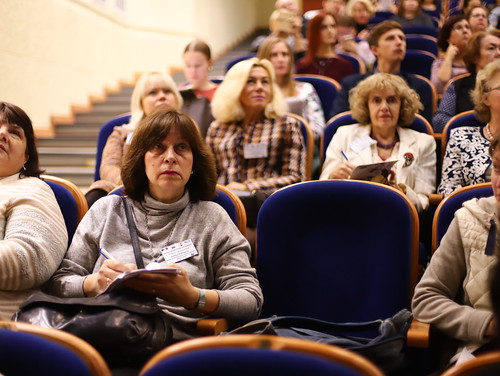 Окт 8 2019 - 09:24 - XV Съезд преподавателей французского языка в МГУ им. М. В. Ломоносова, 7 - 10 октября 2019.