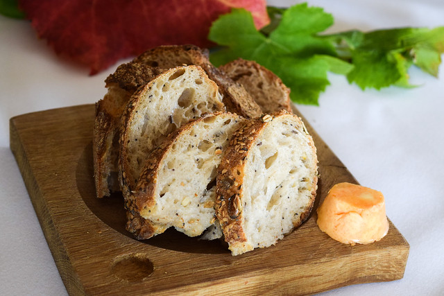 Bread and Butter at Squerryes Vineyard and Winery