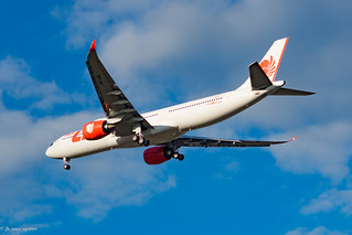 A330-900 Thai Lion Air