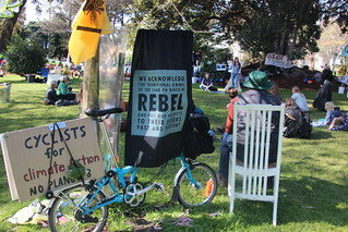 Cyclists for climate action - #XRMelbourne - IMG_5589