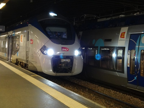 Cars of SNCF