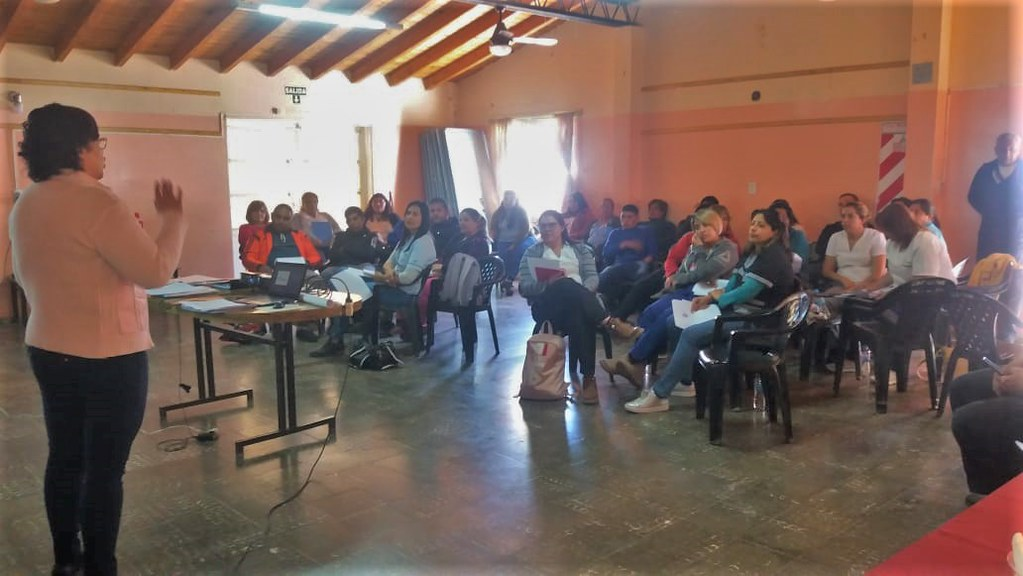2019-10-11 SALUD: Capacitación Sarampión Zona Sanitaria II