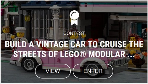 Ideas Build a Vintage Car Contest
