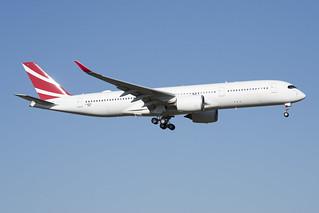 F-WZHG / 3B-NBR - Airbus A350-941 - Air Mauritius - msn 354