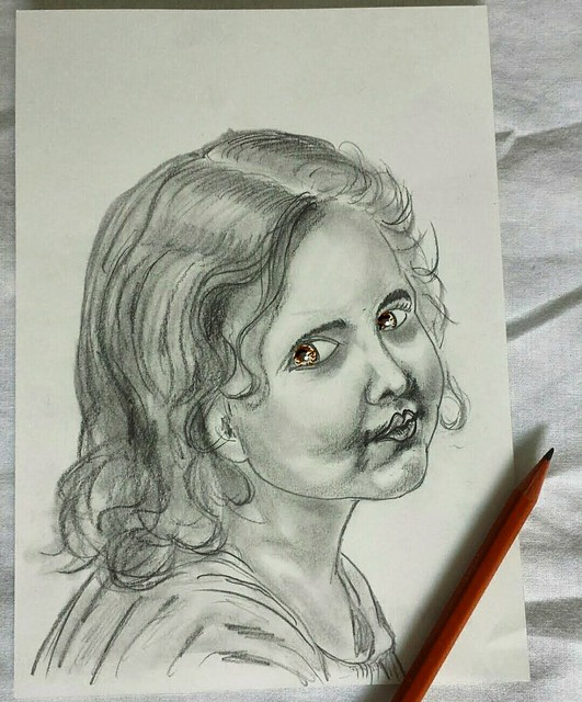 La niña posando... Dibujos rápidos. Small drawings. . . #portrait #drawing #art #draw #painting #retrato #blackandwhite #artist#dibujos #pencildrawing #sketch #fanart #pen  #artlovers #painter#crayon  #artsharing #artstagram #bw  #bellezza #beautifulgirl