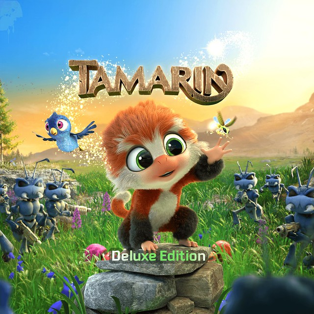 Thumbnail of Tamarin (Deluxe Edition) on PS4
