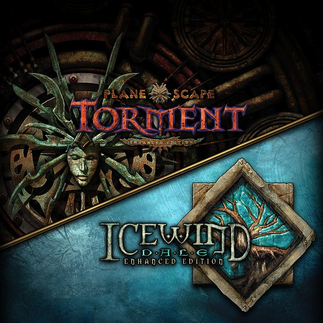 Thumbnail of Planescape Torment and Icewind Dale Enhanced Editions on PS4