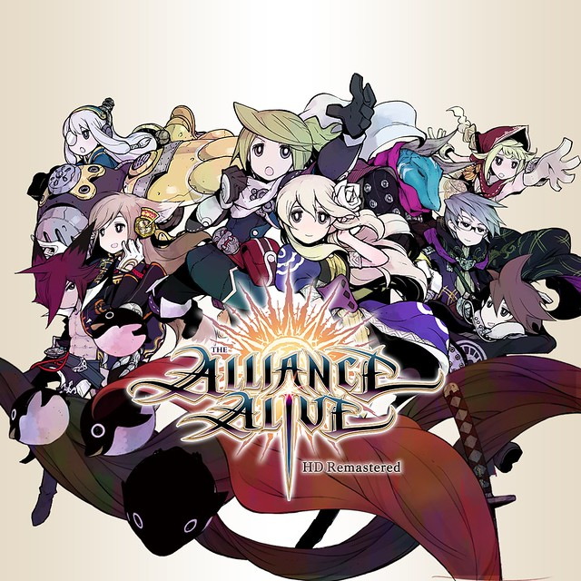 Thumbnail of The Alliance Alive HD Remastered on PS4