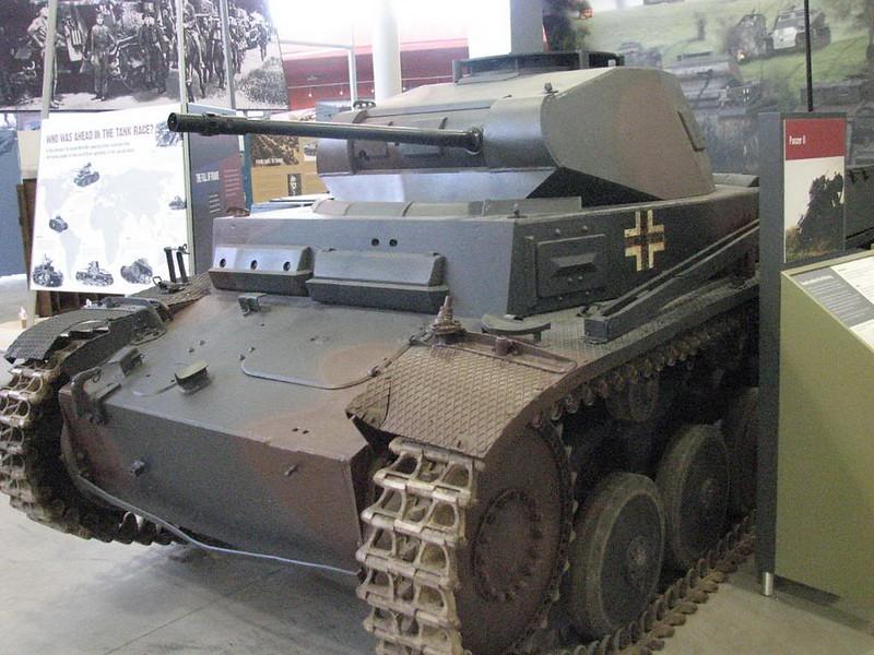 Pz.Kpfw.II Ausf F 00001