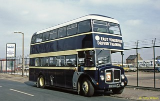 BOW503C East Yorkshire Motor Services EYMS DTV T1