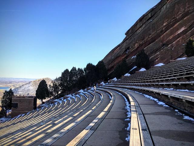 Colorado Red Rock Amphitheater