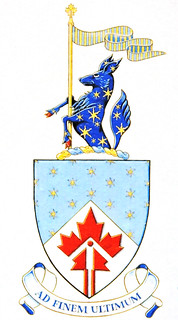Canadian Space Agency coat of arms