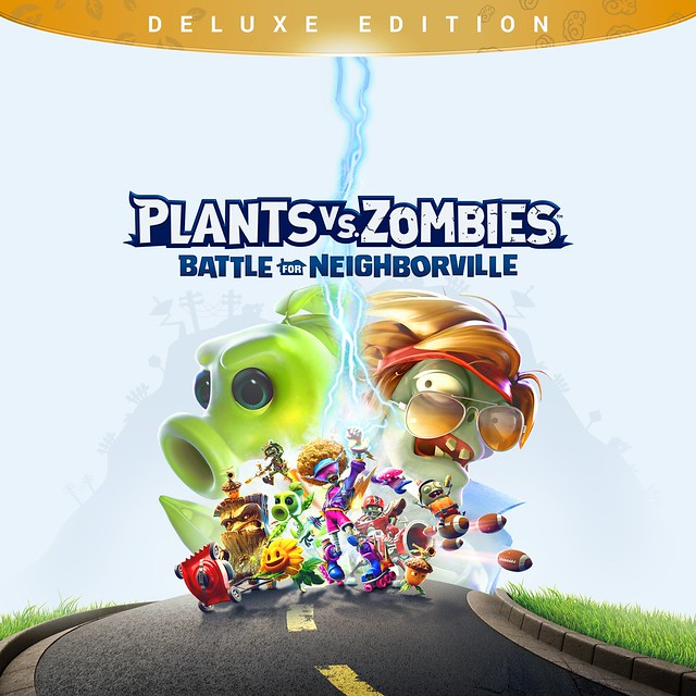 Thumbnail of Plants vs. Zombies Battle for Neighborville Deluxe Edition on PS4