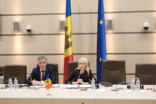 11.10.2019 Întrevederea Fracțiunii Partidului Șor cu delegația Ambasadorilor Grupului de raportori pentru democrație al Comitetului de Miniștri ai Consiliului Europei