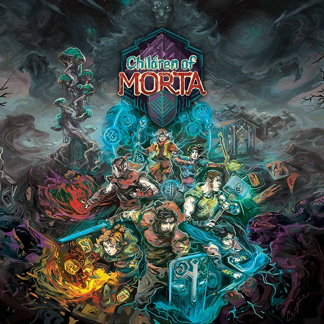 Thumbnail of Children of Morta on PS4