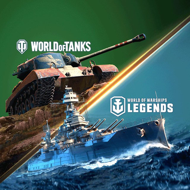 Thumbnail of Wargaming - Mercenaries and Legends on PS4