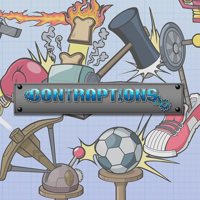 Thumbnail of Contraptions on PS4