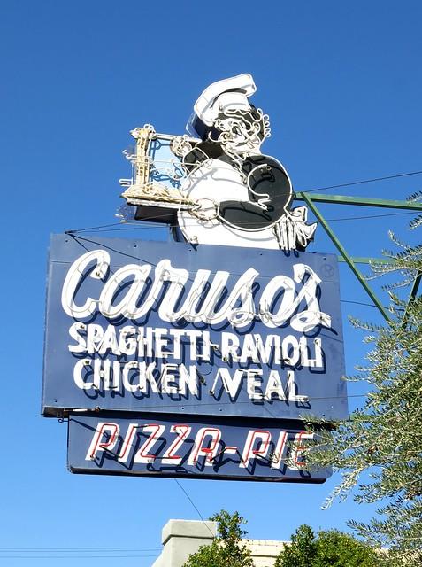 Caruso's - Arizona's Oldest Italian Restaurant