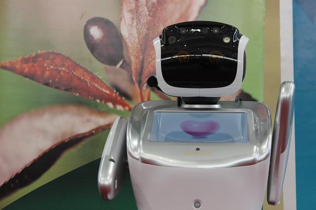Dinamiza - Participación de Robot Bob en Liceo San Nicolás