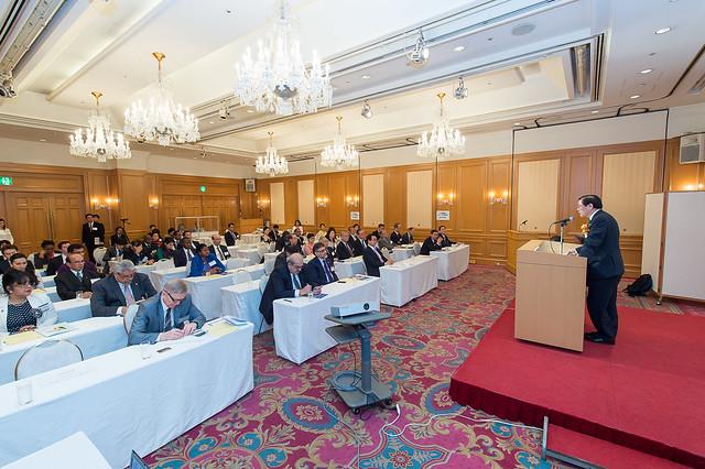 Japan-2015-04-03-Peace Diplomats Forum Looks Back on 70 Years