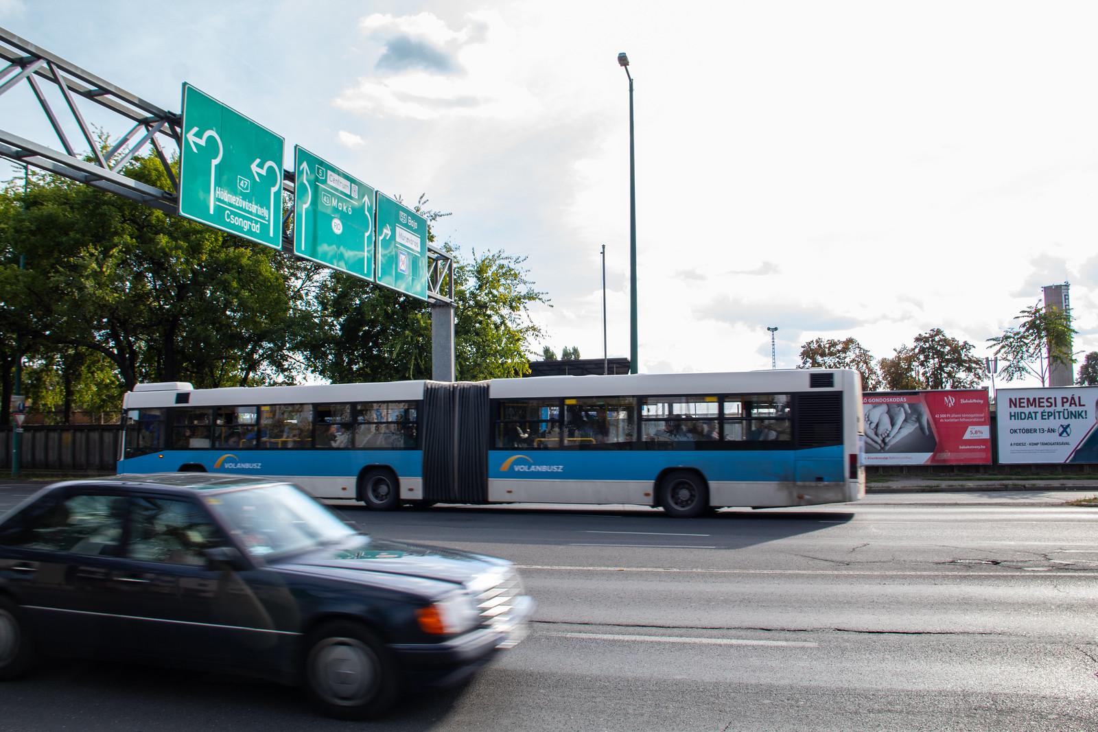 Tovább ritkul a közösségi közlekedés Szegeden