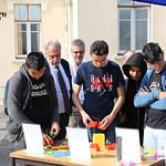 Sex, 11/10/2019 - 10:19 - O Campus de Benfica do IPL recebeu a Maker Faire Lisboa, um espaço expositivo dedicado a demonstrações ao vivo de invenções e criatividade, nas mais diversas áreas, desde tecnologia de impressão 3D, robótica, programação, design, realidade aumentada. A Maker Faire Lisboa insere-se num dos maiores movimentos de Show&Tell (Mostra e Conta) do mundo, onde se juntam 'uma série de entusiastas do Saber, Ensinar e Gostar de Fazer – Os Makers.'  11 de outubro de 2019