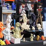 Sex, 11/10/2019 - 10:51 - O Campus de Benfica do IPL recebeu a Maker Faire Lisboa, um espaço expositivo dedicado a demonstrações ao vivo de invenções e criatividade, nas mais diversas áreas, desde tecnologia de impressão 3D, robótica, programação, design, realidade aumentada. A Maker Faire Lisboa insere-se num dos maiores movimentos de Show&Tell (Mostra e Conta) do mundo, onde se juntam 'uma série de entusiastas do Saber, Ensinar e Gostar de Fazer – Os Makers.'  11 de outubro de 2019