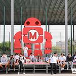 Sex, 11/10/2019 - 10:43 - O Campus de Benfica do IPL recebeu a Maker Faire Lisboa, um espaço expositivo dedicado a demonstrações ao vivo de invenções e criatividade, nas mais diversas áreas, desde tecnologia de impressão 3D, robótica, programação, design, realidade aumentada. A Maker Faire Lisboa insere-se num dos maiores movimentos de Show&Tell (Mostra e Conta) do mundo, onde se juntam 'uma série de entusiastas do Saber, Ensinar e Gostar de Fazer – Os Makers.'  11 de outubro de 2019
