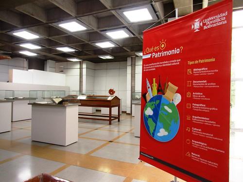 Exposición del Mes Nacional del Patrimonio Cultural