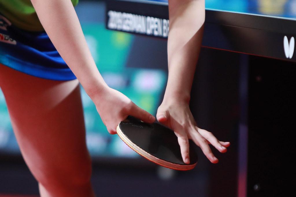 2019 ITTF German Open   Bremen, GERMANY - 17.06.2021: Womens