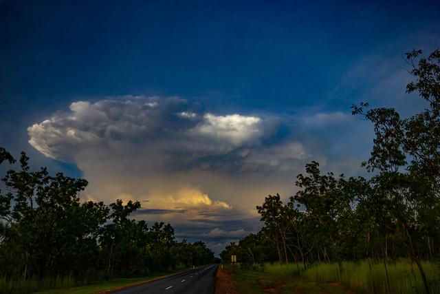 Stormcloud @ Sunset