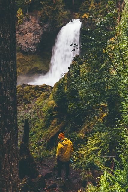 Oregon Waterfall!