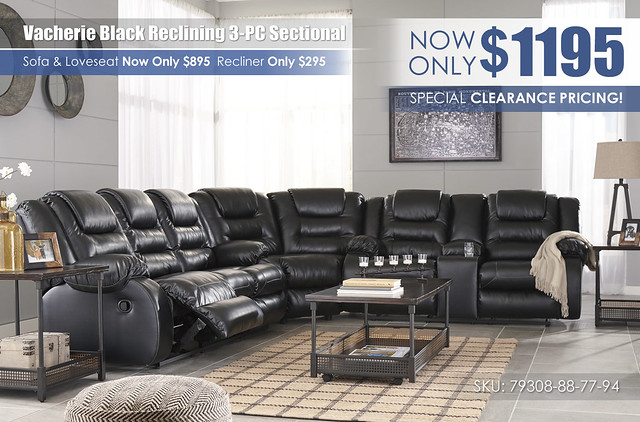 Vacherie Black Collection 3PC Sectional_79308-88-77-94-T301