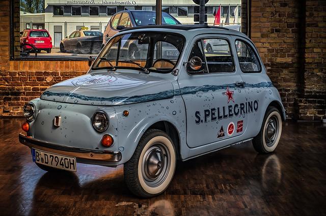 FIAT 500 - S. PELLEGRINO