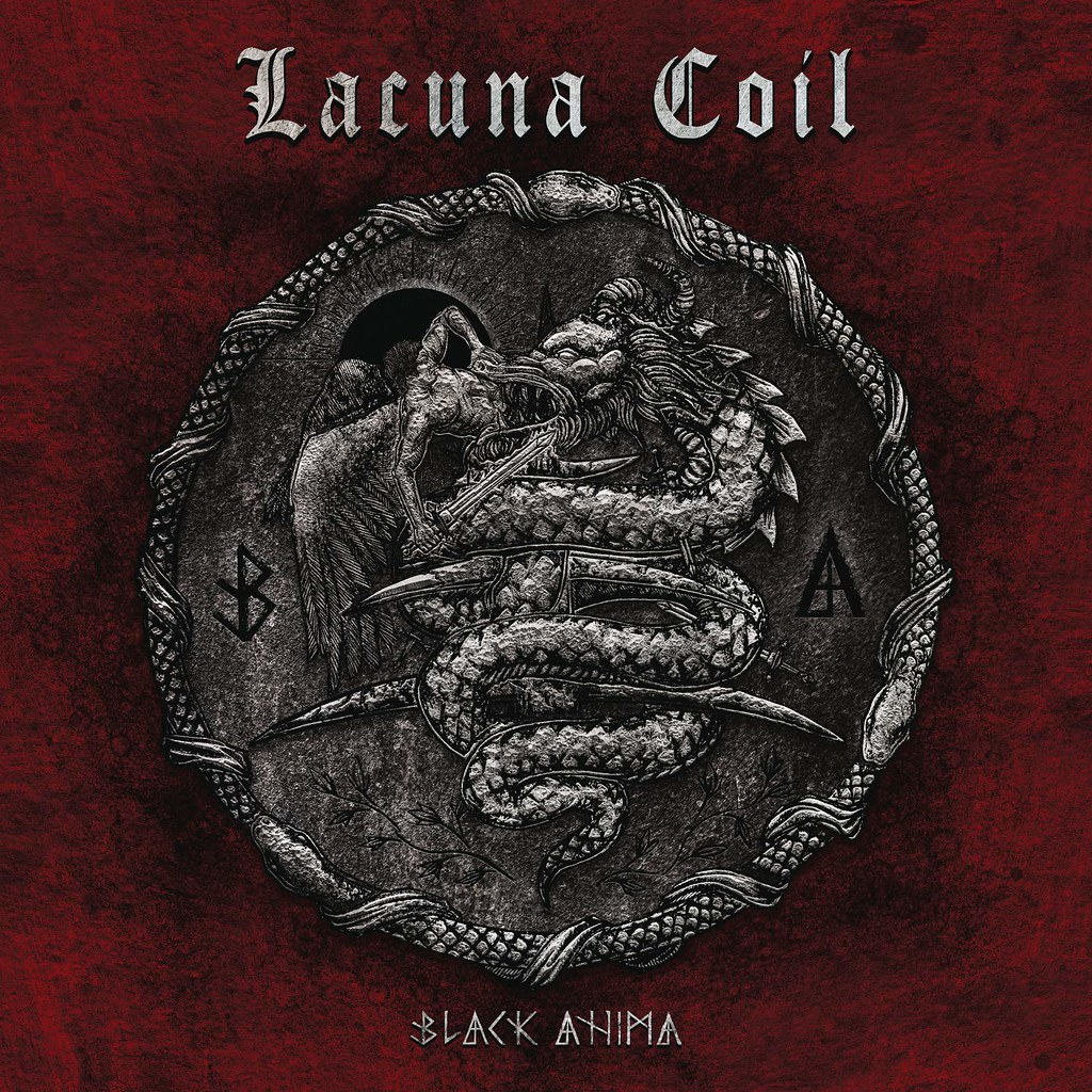 Lacuna Coil - Black Anima