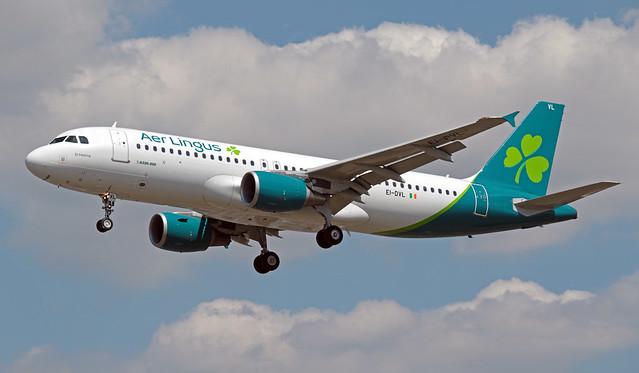EI-DVL EGLL 16-07-2019 Aer Lingus Airbus A320-214 CN 4678