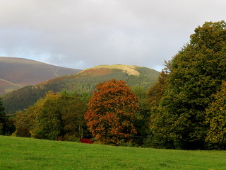 Latrigg from Crow Park.