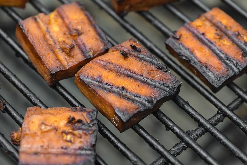 Filipino BBQ Baos