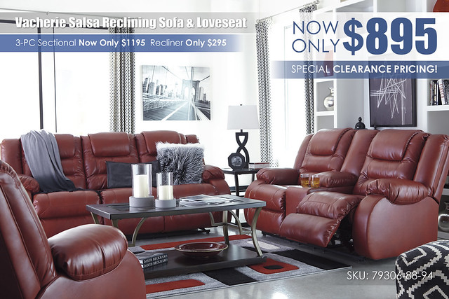 Vacherie Salsa Reclining Sofa & Loveseat_79306-88-MOOD-A