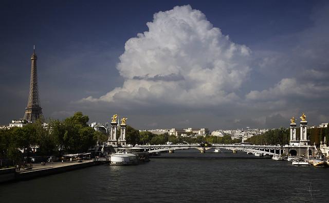 A Paris Seine