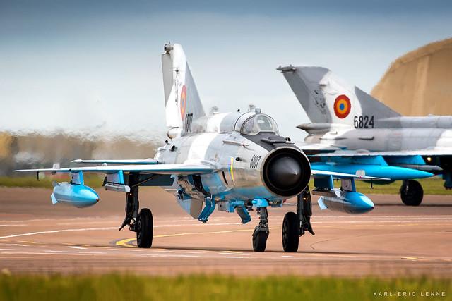 6807 - Romanian Air Force MIG21   FFD